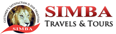 SIMBA TRAVELS LOGO